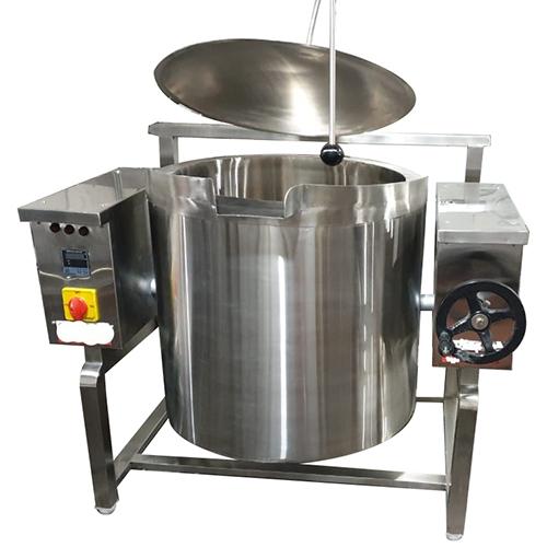 Bulk Tilting Boiler