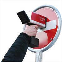 Retroreflectometer For Sign Boards Zehntner