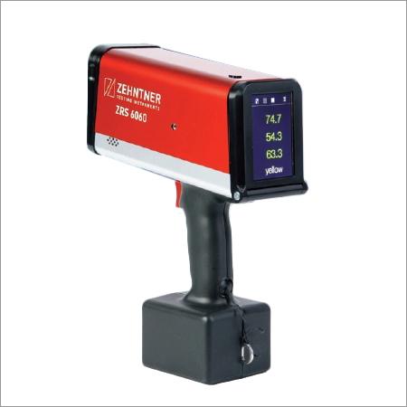 Retroreflectometer For Sign Board