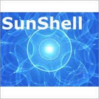 Sun Shell Core-Shell Column