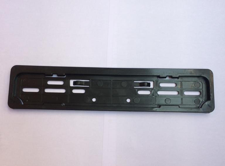 Two Wheeler Number Plate Frame