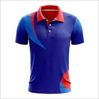 Sports Collared T-Shirts