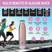 750 Ml Ss Antioxidant Alkaline Mineralising Bottle
