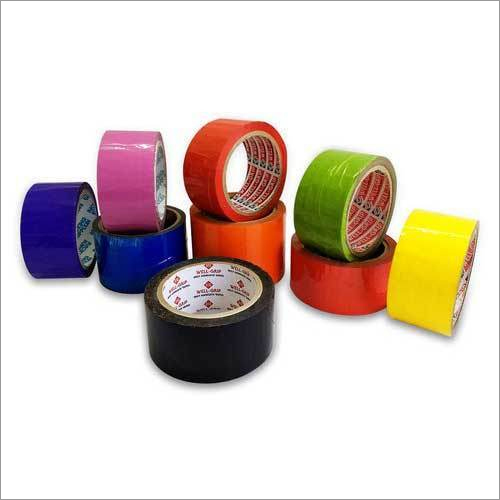 Coloured Adhesive Tape