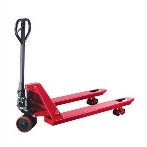 Hand Operated Hydraulic Hand Pallet Truck
