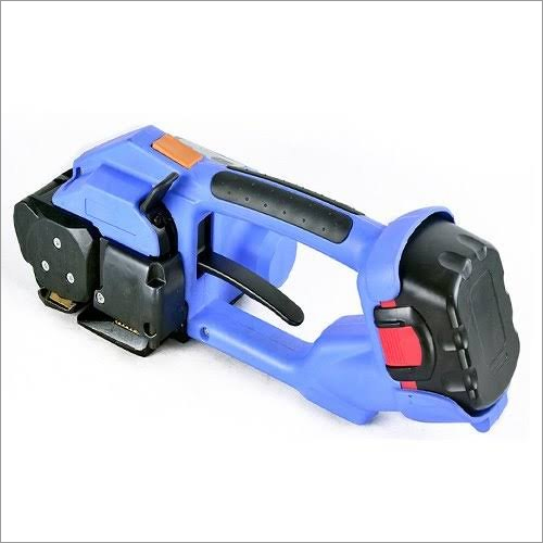 Battery Powered PET Strapping Tool