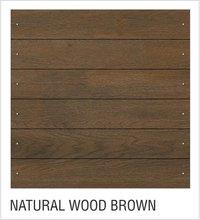 Natural Wood Brown