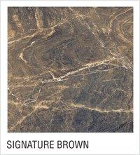 Signature Brown