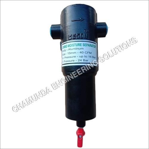 Combo Model Aluminium Pressure Die Cast Moisture Separator