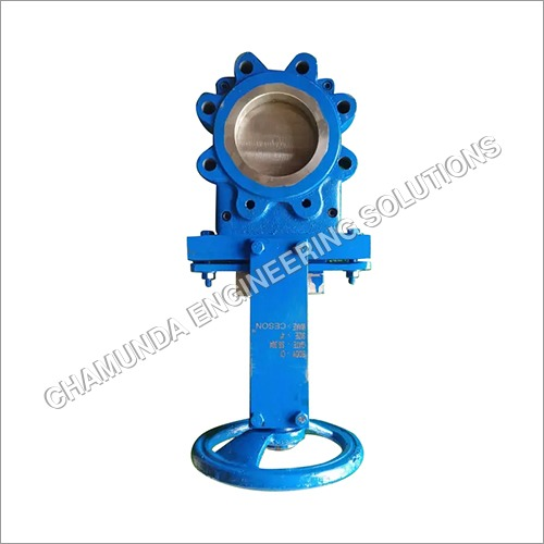 Pulp Valve For Paper Industries
