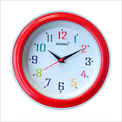 8 Inch Round Wall Clock