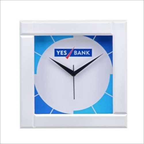 8.75 Inch Sqaure Wall Clock