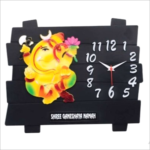 11.5 X 14 Inch Designer Wall Clock