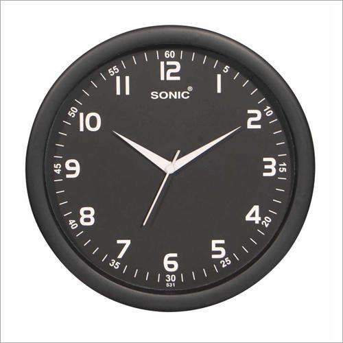 10 Inch Round Wall Clock