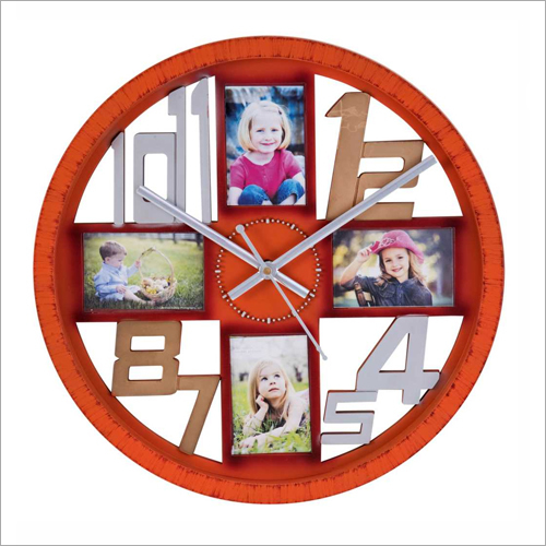 12 Inch Customized Wall Clock