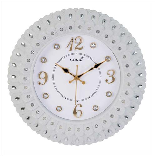 14 Inch Round Wall Clock.