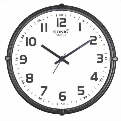 Analog Round Wall Clock