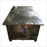 Mirror Polished Stainless Steel Tanks