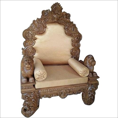 Wedding Singhasan Chair