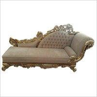Wedding Wooden Sofa