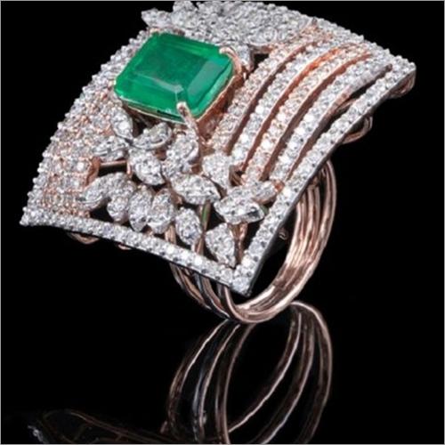 Mesmerizing Diamond Ring