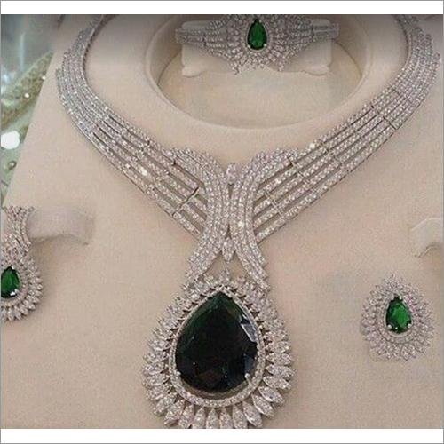 Wedding Bridal Necklace Set