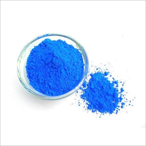 Alpha Blue Colour