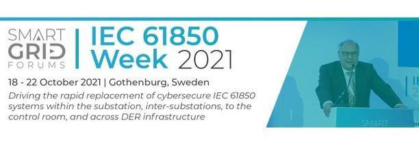 IEC 61850 Week 2021