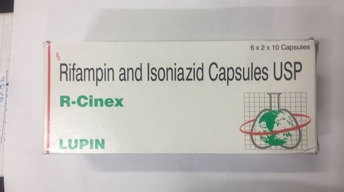 Rifampin and Isoniazid Capsules