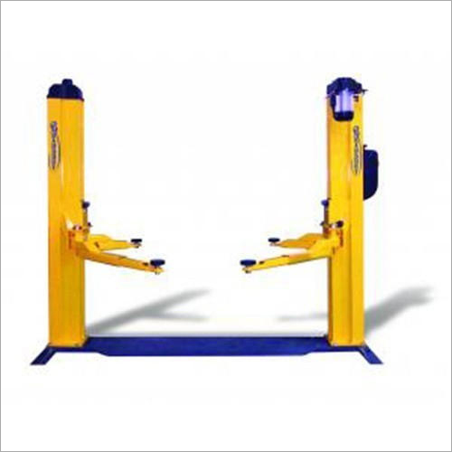 Electro-Mechanical Two Post Lift