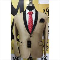 Taxido Design Golden Blazer