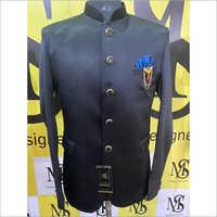 Mens Plain Jodhpuri Coat Pant