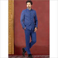 Mens Formal Slim Fit Jodhpuri Coat Pant
