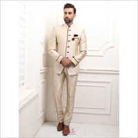 Mens Slim Fit Jodhpuri Coat Pant