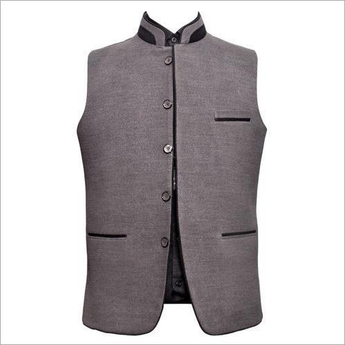 Mens Plain Jodhpuri Jacket
