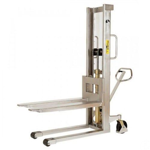 Hydraulic SS Manual Stacker