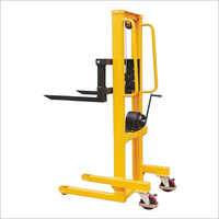 Industrial SS Manual Winch Stacker