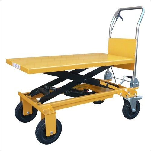 MS Scissor Lift Trolley