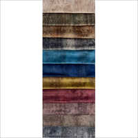 Imported Dual Color Suede Fabric
