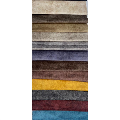 Imported Suede Fabric