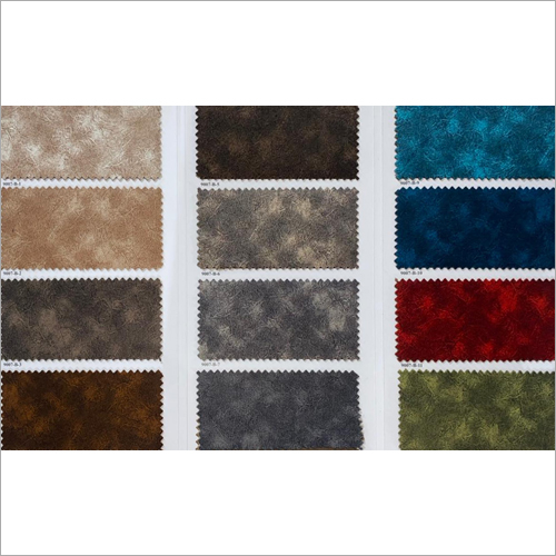 Indian Suede Fabric
