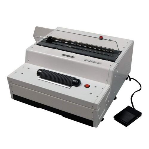 SD600A ELECTRIC SPIRAL BINDING MACHINE