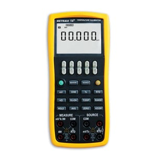 Metravi 14+ Universal Source Thermocouple Calibrator