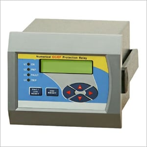 Numerical OC EF Protection Relay