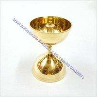 Brass Heavy Nandadeep Diya