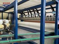 High Speed Baby Diaper Material Elastic Waistband Making Machine