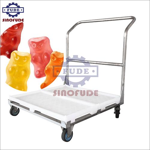 Gummy Moving Cart