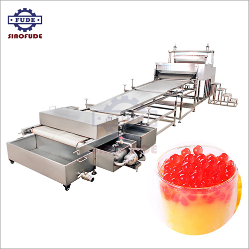 Popping Boba Production Line