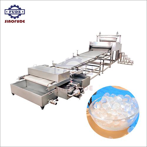 Wire Cutting Type Konjac Ball Production Line