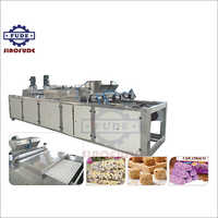 Oats Chocolate Production Line